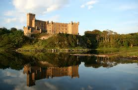 Dunvegan Castle, Home to the MacLeods