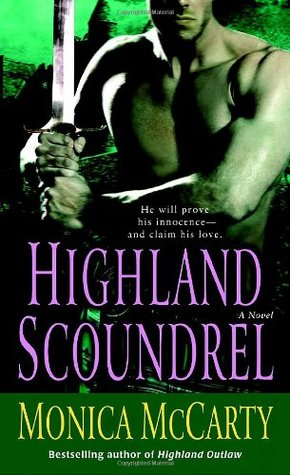 Highland Scoundrel Campbell Trilogy 3 Monica Mccarty