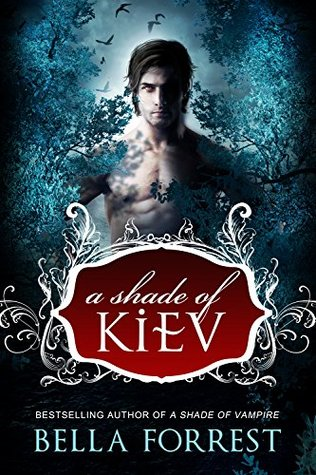 A Shade Of A Vampire Series